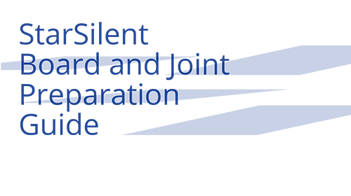tarSilent Board Joint Prep