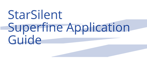 StarSilent Superfine Guide